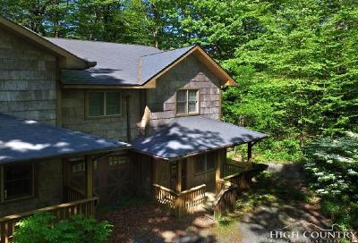 Avery County Condo/Townhouse For Sale: 25 Shanty Springs Court #B / 21