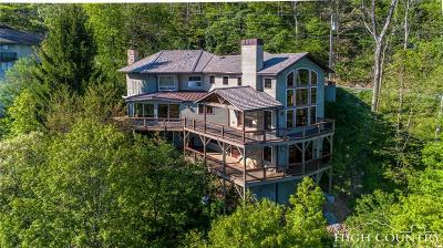 Alexander County, Burke County, Caldwell County, Ashe County, Avery County, Watauga County Single Family Home For Sale: 8395 Gideon Ridge Lane