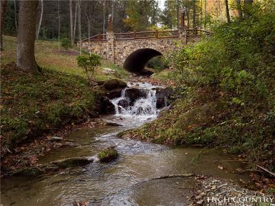 Caldwell County Residential Lots & Land For Sale: Lot 4 Bailey's Creek Trail