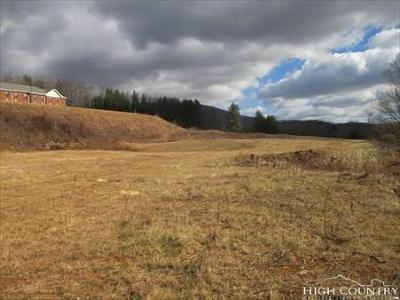 Ashe County Residential Lots & Land For Sale: Tbd Jefferson Avenue