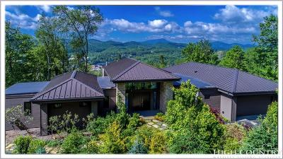 Watauga County Single Family Home For Sale: 128 Junaluska Road