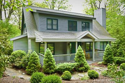 Alexander County, Burke County, Caldwell County, Ashe County, Avery County, Watauga County Single Family Home For Sale: 221 Heritage Lane