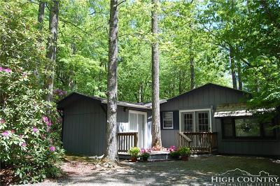 Linville Single Family Home For Sale: 534 Windridge Road