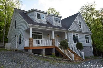Watauga County Single Family Home For Sale: 904 Charter Hills Road