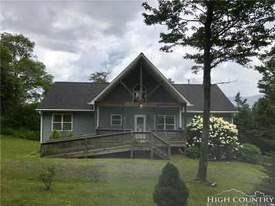 Alexander County, Burke County, Caldwell County, Ashe County, Avery County, Watauga County Single Family Home For Sale: 319 Sugar Tree Lane