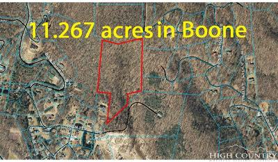 Watauga County Residential Lots & Land For Sale: Tbd Hunting Road