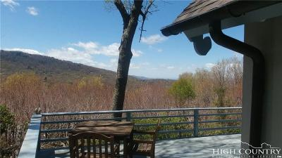 Watauga County Single Family Home For Sale: 1008 Charter Hills Road