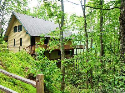 Watauga County Single Family Home Under Contract - Show: 750 Laurel Ridge Road