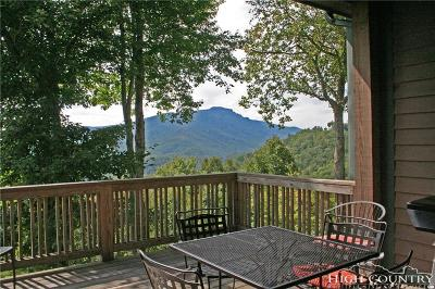 Watauga County Condo/Townhouse Under Contract - Show: 315 Ridge Haven Parkway #R21-A