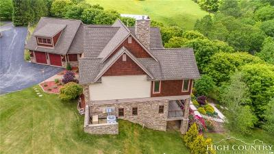 Watauga County Single Family Home For Sale: 303 Andrews Road