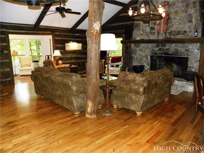 Blowing Rock Single Family Home For Sale: 428 Skyland View Drive