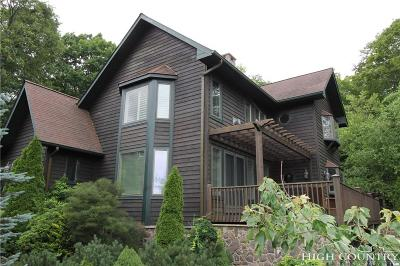 Blowing Rock Single Family Home For Sale: 325 Wonderland Woods Drive