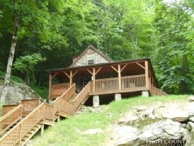 Avery County Single Family Home For Sale: 148 Payton Lane