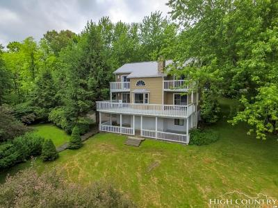 Blowing Rock Single Family Home For Sale: 493 Fairfield Lane