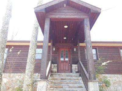 Alexander County, Ashe County, Avery County, Burke County, Caldwell County, Watauga County Single Family Home For Sale: 427 St. Andrews Road