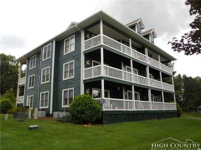Ashe County Condo/Townhouse For Sale: A-3 Birkdale Court