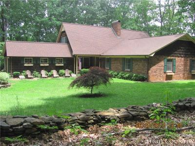Ashe County Single Family Home For Sale: 685 Luther Road