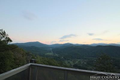 Watauga County Condo/Townhouse For Sale: 106 Buzzard Cliffs A-5 #5
