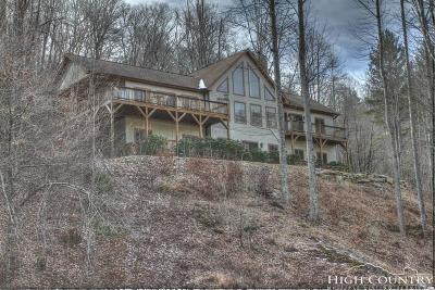 Banner Elk Single Family Home For Sale: 497 River Run