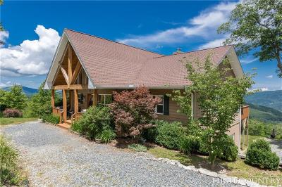 Banner Elk Single Family Home For Sale: 130 Summit Trail
