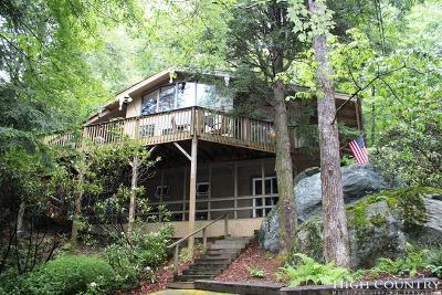 Watauga County Single Family Home For Sale: 1307 Dogwood