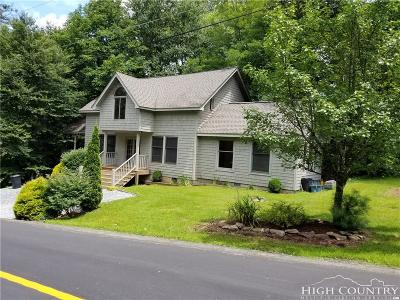 Blowing Rock Single Family Home For Sale: 186 Country Club Lane