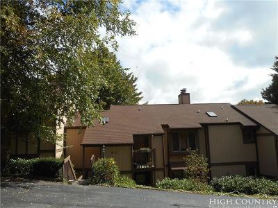 Sugar Mountain Condo/Townhouse For Sale: 250 Ridgeview Road #9-2