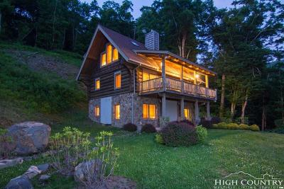 Alexander County, Ashe County, Avery County, Burke County, Caldwell County, Watauga County Single Family Home For Sale: 950 Atria Lane