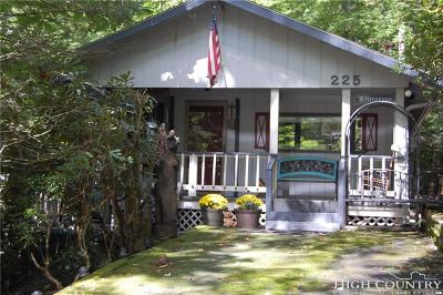Linville Single Family Home For Sale: 225 River Hollow Road