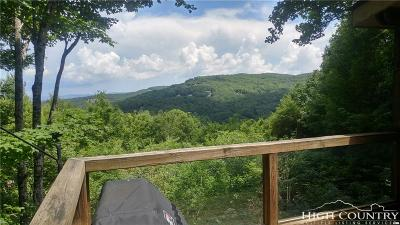 Beech Mountain NC Single Family Home For Sale: $559,000