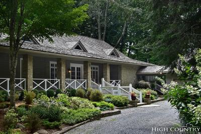Grandfather Golf And Country Club Single Family Home For Sale: 102 Grassy Creek Road