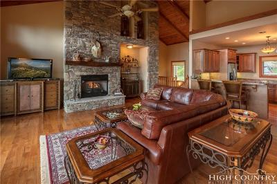 Beech Mountain Single Family Home For Sale: 124 Hawthorn Road