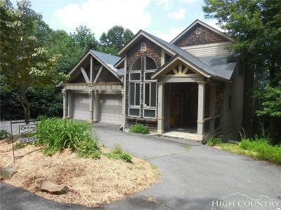 Alexander County, Ashe County, Avery County, Burke County, Caldwell County, Watauga County Single Family Home Under Contract - Show: 242 Crestwood Forest Drive