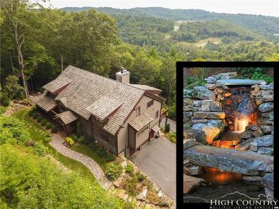 Blowing Rock Single Family Home For Sale: 245 E Indrio Road