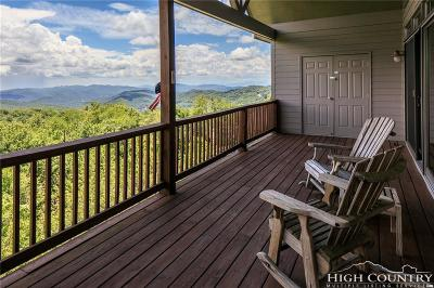 Avery County Condo/Townhouse Under Contract - Show: 138 Windy Knoll #4A