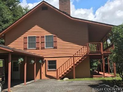Avery County Single Family Home For Sale: 180 Grandview Lane