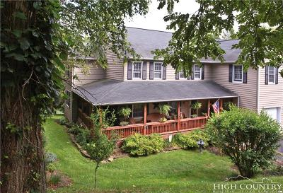 Blowing Rock Single Family Home For Sale: 116 Picasso Drive