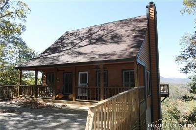 Blowing Rock Single Family Home For Sale: 151 Locust Lane
