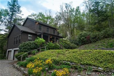 Watauga County Single Family Home For Sale: 312 Heritage Lane