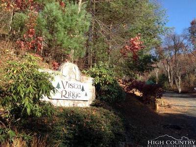 Ashe County Residential Lots & Land For Sale: Tbd Vista Ridge, Big Sky, Outback Glen, Spring Dipper
