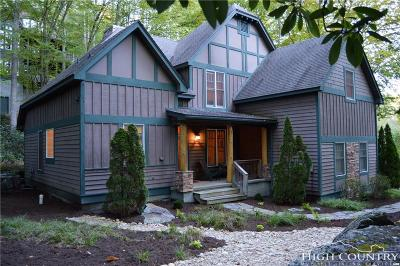 Watauga County Single Family Home Under Contract - Show: 374 Echota Parkway #Cottage