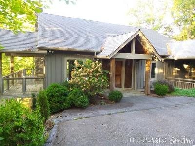 Alexander County, Burke County, Caldwell County, Ashe County, Avery County, Watauga County Single Family Home For Sale: 218 Crestwood Forest #5