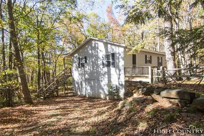 Caldwell County, Alexander County, Watauga County, Avery County, Ashe County, Burke County Single Family Home For Sale: 1025 Replogle Drive