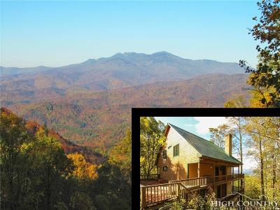 Caldwell County Single Family Home Under Contract - Show: 7961 Rocky Knob Road