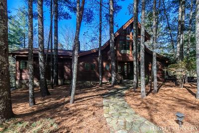 Ashe County Single Family Home For Sale: 158 Sessums Lane