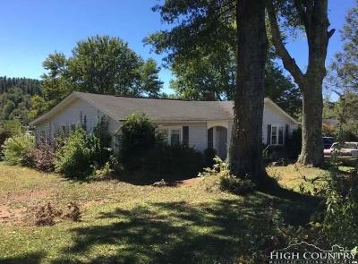 Boone Single Family Home Under Contract - Show: 268 Perkinsville Drive