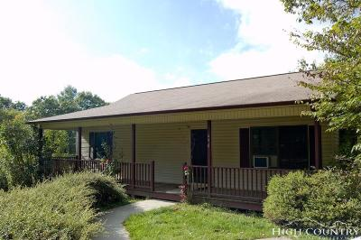 Ashe County Single Family Home For Sale: 690 James Street