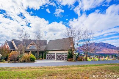 Ashe County Single Family Home For Sale: 302 E Landing Ridge Circle