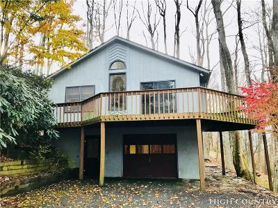 Alexander County, Burke County, Caldwell County, Ashe County, Avery County, Watauga County Single Family Home For Sale: 387 Timberlane Drive