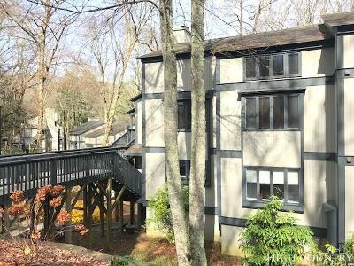 Sugar Mountain Condo/Townhouse For Sale: 150 Glenwood Lane #E-19